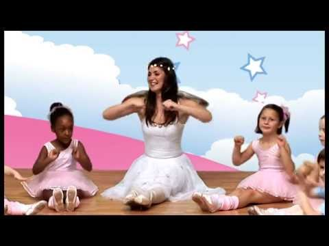 ec8e60884 babyballet Warm Up Dance - YouTube