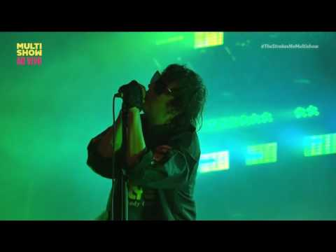 The Strokes - Live @ Lollapalooza Brasil 2017 Mp3