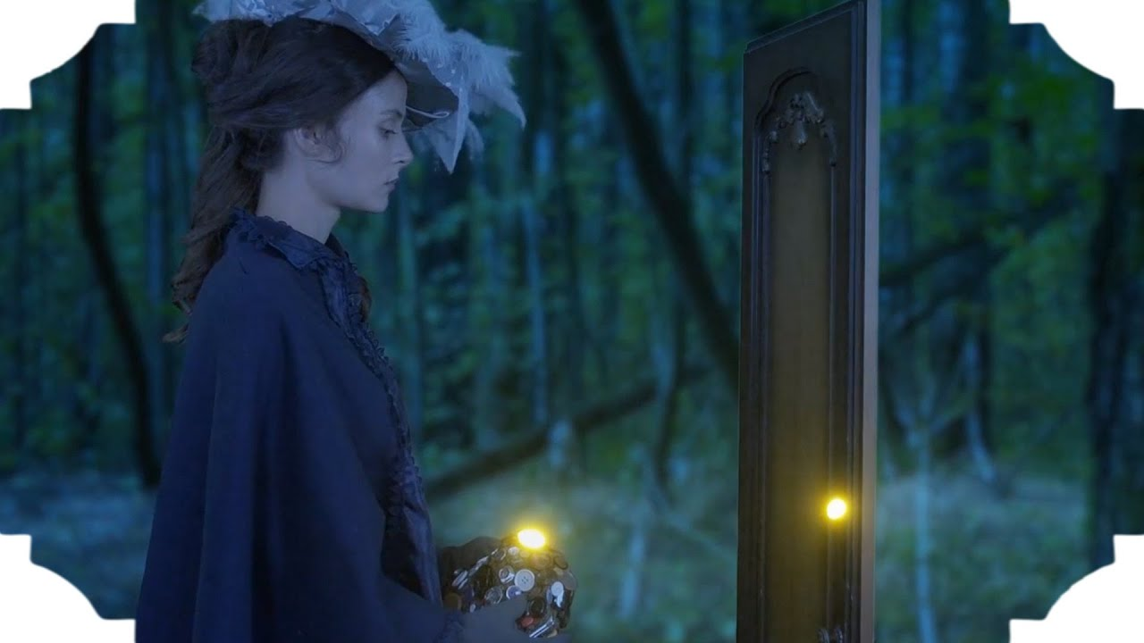 ASMR 19th century. In a Mysterious Forest