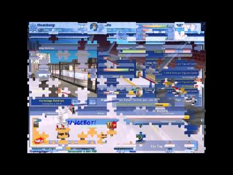 Ice Hockey Club Manager 2005 PC 2004 Gameplay