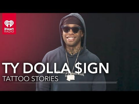 Ty Dolla $ign | Tattoo Stories