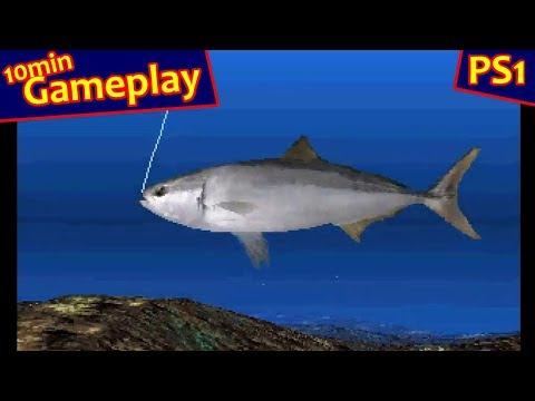 Reel Fishing II ... (PS1)