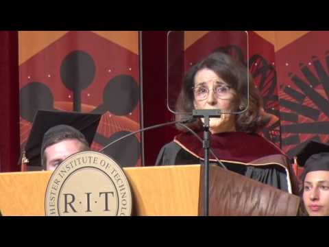 RIT Commencement 2016 - Academic Convocation