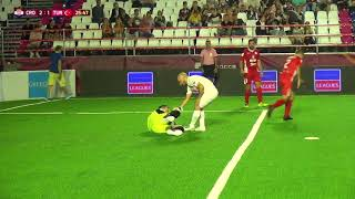 HRVATSKA vs TURSKA 2:2 (1. kolo, Socca Svjetsko prvenstvo 2019.)