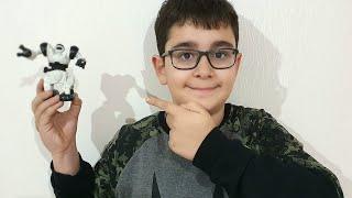 Buğra Robot Oldu. Eğlenceli Çocuk Videosu