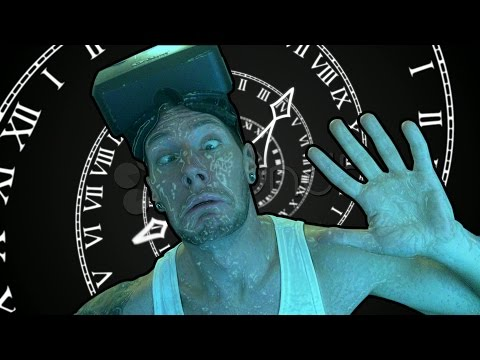 VIRTUAL REALITY TIME TRAVEL! - Project Time Travel For Oculus Rift DK2
