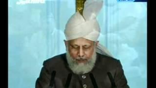 Prédication du message de l'Islam - sermon du 09-04-2010