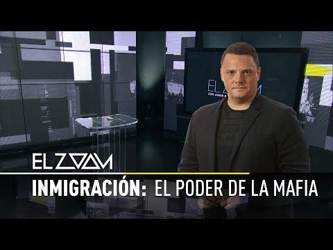 INMIGRACIÓN: EL PODER DE LA MAFIA - 'El Zoom de RT' + charla con ustedes al final
