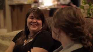 Philadelphia Church of God Singles Visit Local Families for Progressive Dinner