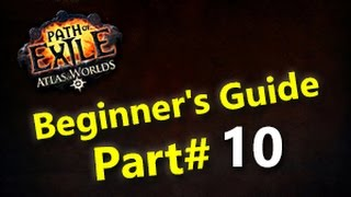 Path of Exile Beginner's Guide Part 10 (Ascendancy)