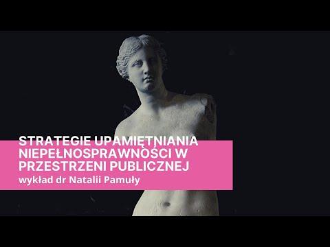 Natalia Pamuła: Strategie upamiętniania niepełnosprawności