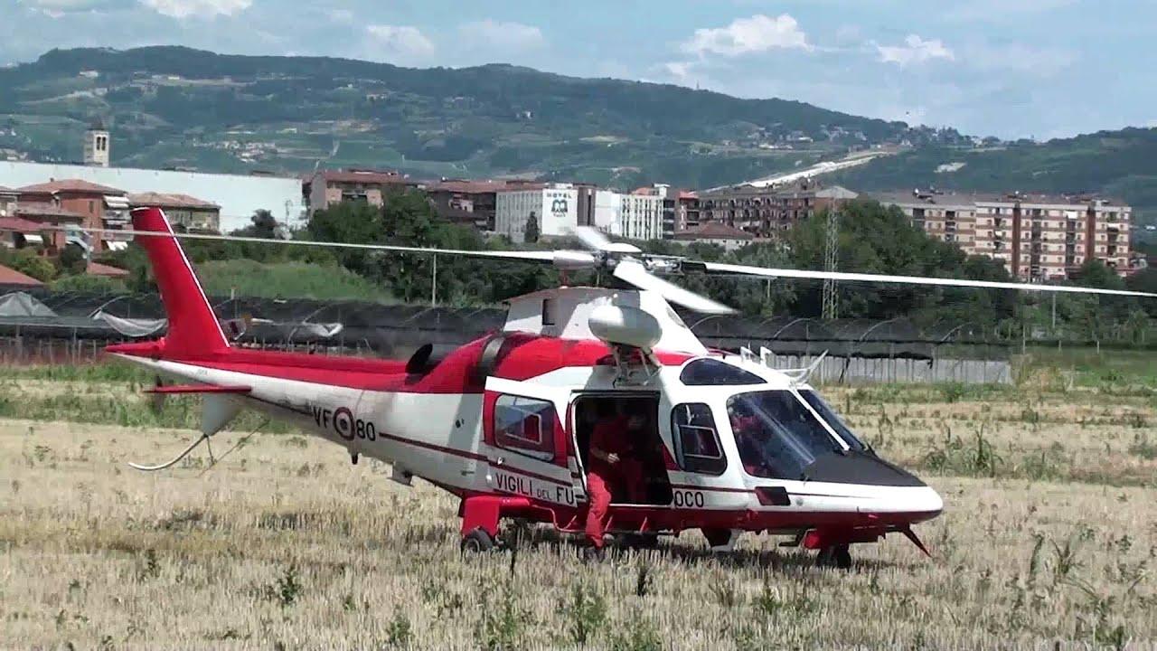 Elicottero Vigili Del Fuoco Verde : Elicottero vigili del fuoco verona youtube