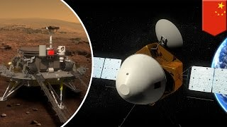 China announces plans to land rover on Mars in 2020 - TomoNews