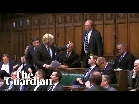 'What's his big idea?': Sir Roger Gale lambasts Boris Johnson during speech –  video