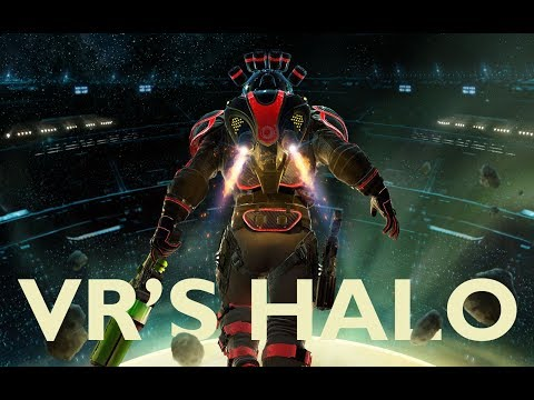 Space Junkies Could Be VRs Halo