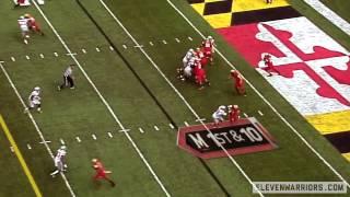 Ohio State vs  Maryland 2014