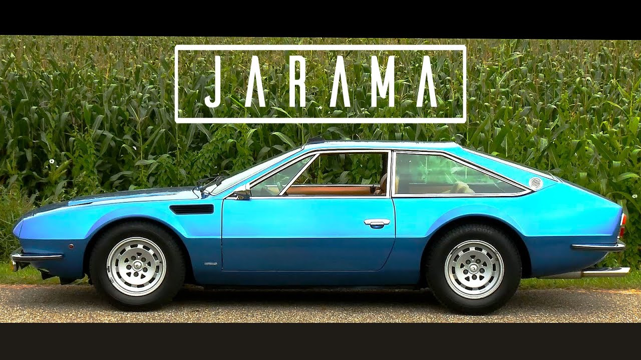 Lamborghini 400 Gt Jarama S 1973 Test Drive In Top Gear V12