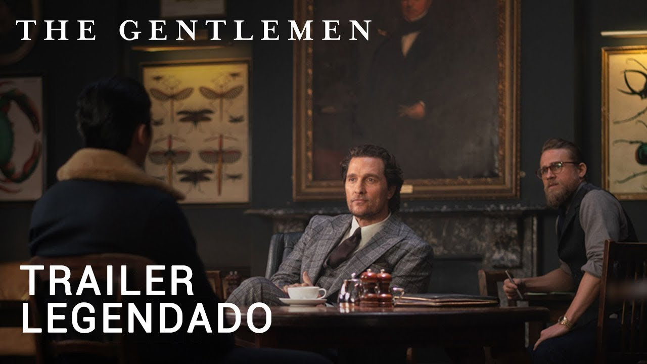 Magnatas do Crime • Trailer Legendado