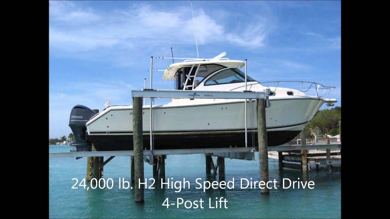 neptune boat lifts slide show [ 1280 x 720 Pixel ]