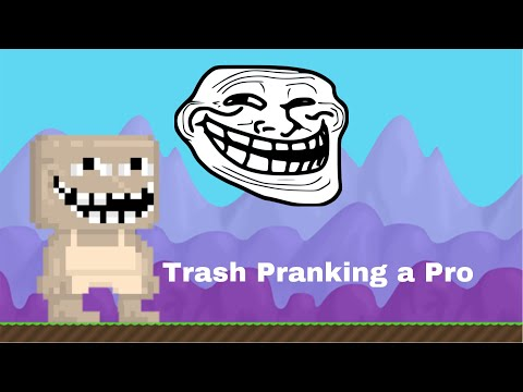Trash Pranking PRO From BUYGHC | Growtopia