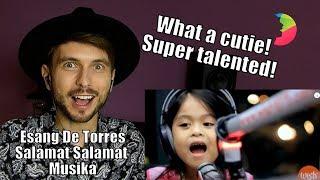 Download Vocal Coach YAZIK reacts to Esang De Torres singing Salamat Salamat Musika