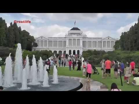 Istana singapore| Lee Kuan Yew  President's House | Singapore 50