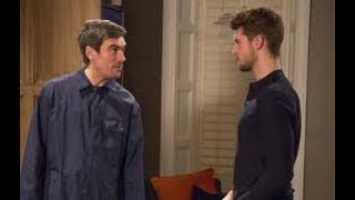 EMMERDALE  Joe Tate suffer a terrible fate after he was presumed  dead from Cain Dingle.