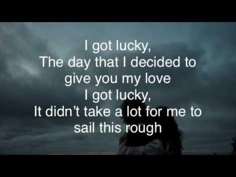 Moksi & chace • Lucky Ft. Yade Lauren (Lyrics)