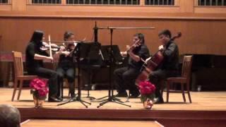 String Quartet in E minor, Mvt. I: Allegro - Giuseppe Verdi