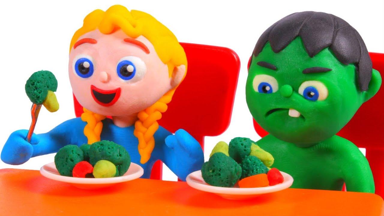 ❤ Do Kids Like Broccoli? ❤