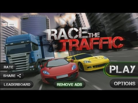 Race The Traffic - Гоняем по шоссе на Android ( Review)