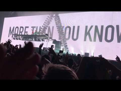 Axwell Ingrosso - More Than You Know - Steel Yard London