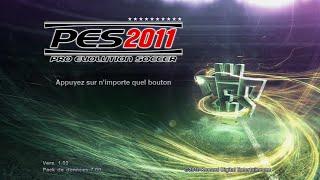 PES 2011 - Passage à l