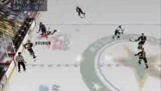 NHL 99 N64 Gameplay - Part 1