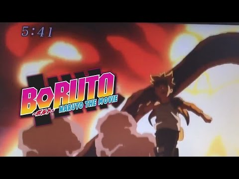Boruto : Naruto The Movie - Trailer #2 Vostfr