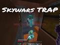 Falling Floor Trap! - Hypixel Skywars (Minecraft)