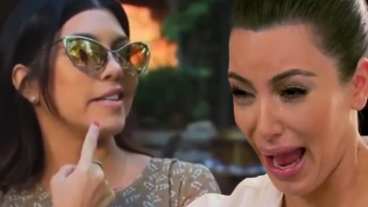 85faa78ed8 11 Ridiculous Moments from Keeping Up With the Kardashians - YouTube