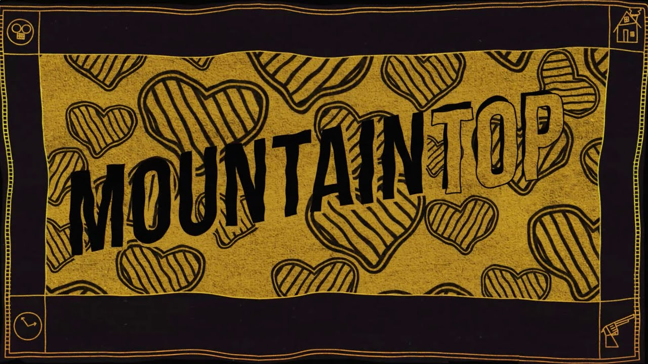 "T. Hardy Morris — ""Drownin On A Mountaintop"" (LYRIC VIDEO)"