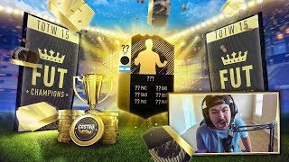 50 TOTW PACKS!! HUGE PULLS! IF MESSI PLEASE FFS!! FIFA 18 Ultimate Team