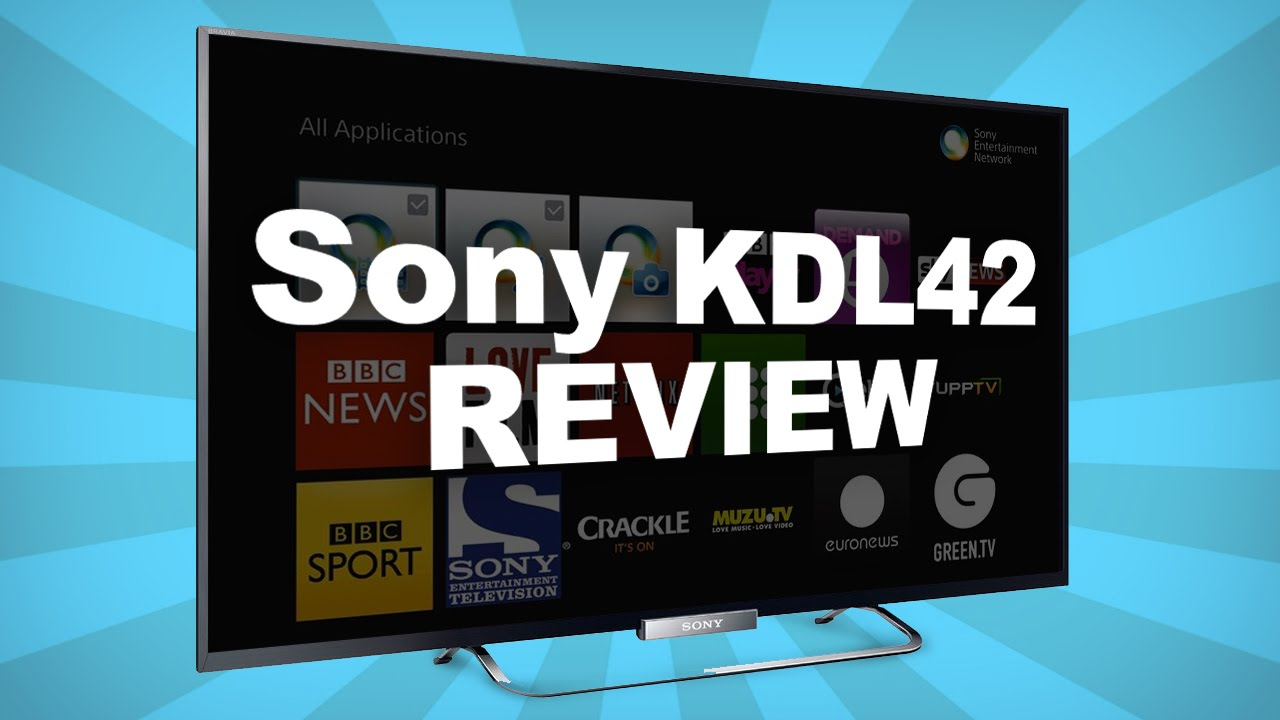 Sony KDL42W653 42-inch HD LED 1080p Smart TV Review (PlayStation Now,  Netflix, Youtube etc)
