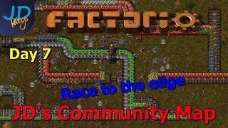 Factorio Map Tour