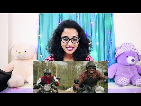 Doore Doore Song Reaction | Neelakasham Pachakadal Chuvanna Bhoomi | Dulquer Salmaan | QuickReaction