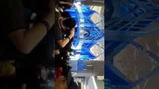 Meet and greet disney's frozen mall lippo puri