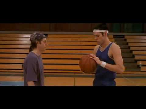 Cable Guy -basketball scene
