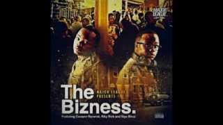 Major League feat Cassper Nyovest, Siya Shezi & Riky Rick - The Bizness
