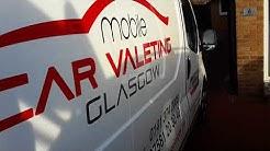 GLASGOW'S Number One AUTOGLYM MOBILE CAR VALETERS - CAR VALETING GLASGOW