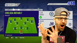 OMG WE LOST OUR BEST PLAYER!! - FIFA 18 CHELSEA CAREER MODE #14