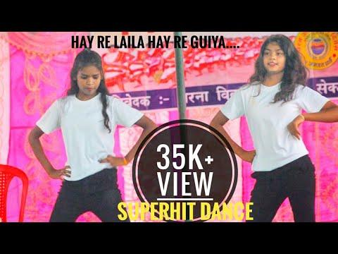 Hay re Laila nagpuri video!!! new nagpuri!!! Vishav adivashi divas sec-12 b.s city
