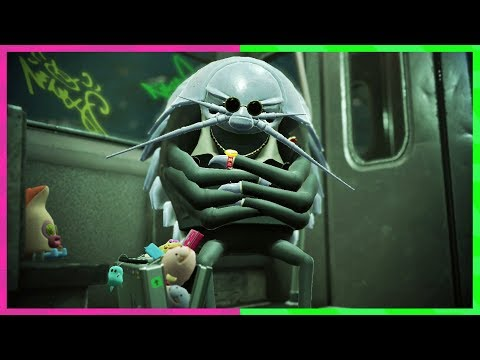 Splatoon 2 - Iso Padre - Octo Expansion -(2)