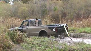 Mud Boggin at the NY Powerlines 2017